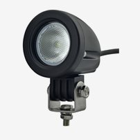 "40609F  Arbetsstrålkastare Led 2"" 10W Flood Beam"