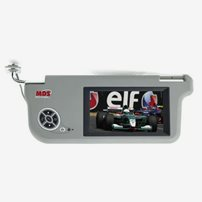 "Fd7svl  Fd7svl 7"" Sunvisor Left Side"