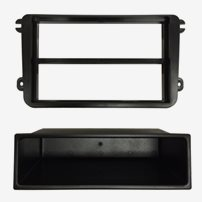 Fp-17-03  Vw Caddy/Golf V/Touran 1-Din